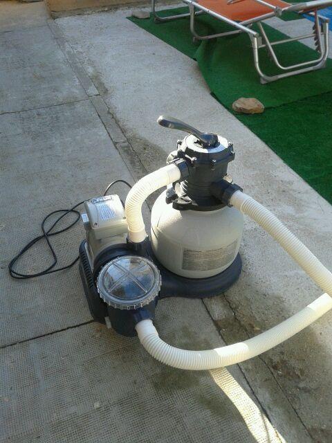 Depuradora de piscina los distintos usos ferreter a for Vaciado de piscina