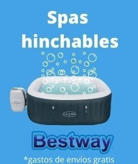 Spas hinchables