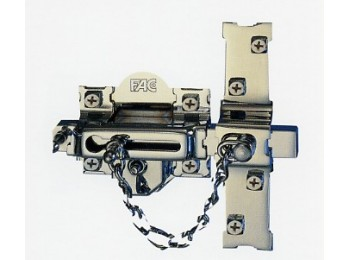 Cerrojo sobr. 80mm 307-rp dor bombillo 50mm izq fac