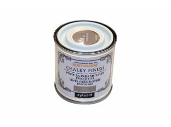 Pintura al agua para muebles 125 ml cacao chalky rust-oleum