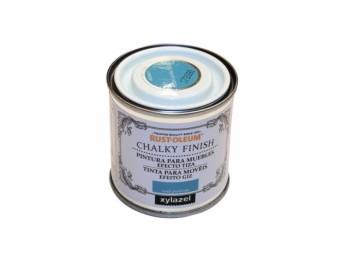 Pintura al agua para muebles 125 ml az/prf chalky rust-oleum