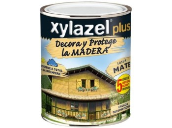 Protector prep. mad 750 ml nogal ext. mate lasur xylazel