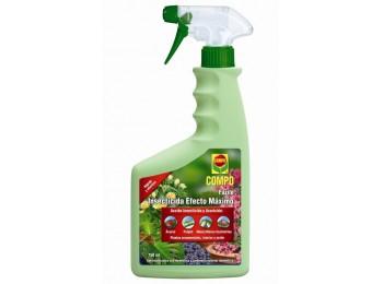 Insecticida plant efecto maximo compo 2215502011 750 ml