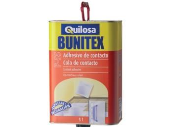Adhesivo contacto 5 lt bunitex p-55 lata quilosa