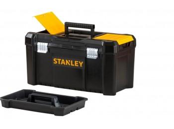 Caja herram 48.2x25.4x25cm pl neg/ama stanley