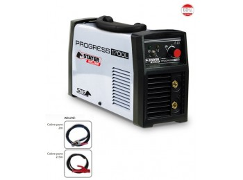 Grupo sold inverter 170amp/60% 4,0mm +acc stayer