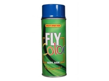 Pintura acril bri. 400 ml ral 1007 amarillo/cr fly color