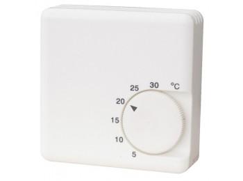 Termostato domot analog. simon b bl