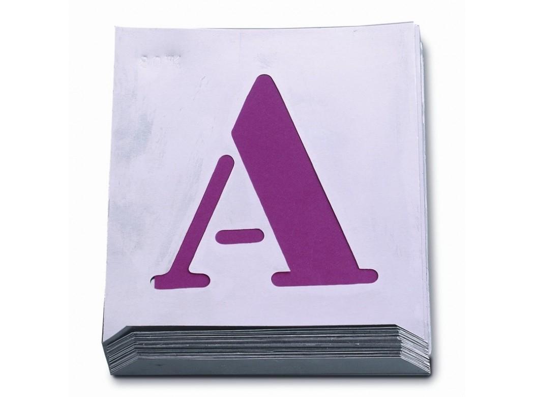 Abecedario-pintar-060-mm-chapa-aluminio-nusac