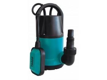 Bomba agua sum. 0350w-6500l/h limp 7mt natuur 1 pz