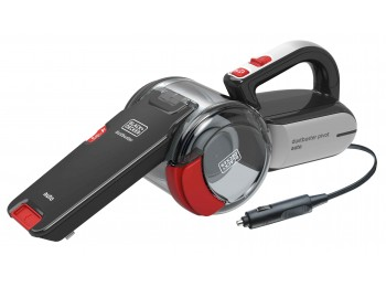 Aspirador coche 12v incluye accesorios na/ne b&d
