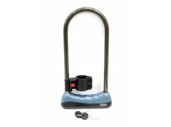 Candado antirrobo bicicl 170x320mm horquilla sop nivel