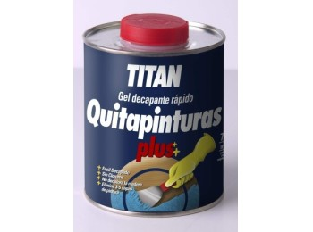 Quitapinturas prep. mad 750 ml decap.rap gel titan-plus tita