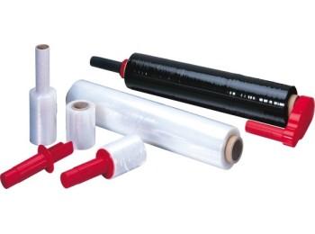 Plastico embalar 125mmx150mt film tra minirollo miarco