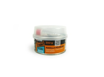 Masilla rep. fib/vidrio 350 gr bicom. ranger