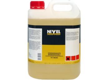 Desengrasante limp biodegradable nivel 5 lt