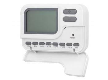 Cronotermostato domot programable digit. coati bl