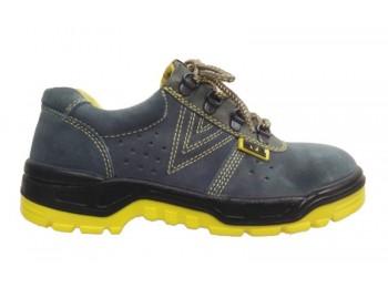 Zapato seg t46 s1p pu/pl met turpine piel gr nivel