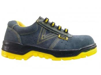 Zapato seg t45 s1p pu/pl no met turpine piel gr nivel