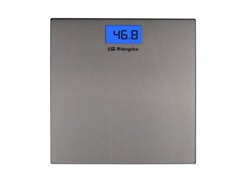 Bascula baÑo electr. 30x30cm/150kg pb-2222 orbegozo