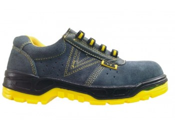 Zapato seg t46 s1p pu/pl no met turpine piel gr nivel