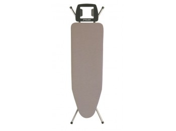 Tabla planchar 110x32cm 6 posic. natural arena rolser