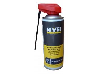 Aceite lubricante multi. spray 10 en 1 nivel 400 ml