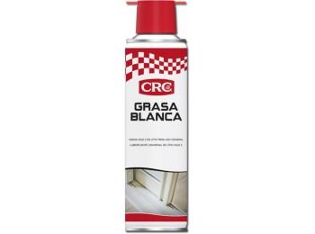 Grasa lubricante blanca litio con ptfe spray crc 250 ml