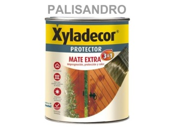 Protector prep. mad 750 ml palis int/ext mate 3en1 xyladecor