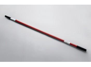 Alargador rodillo telesc. 2 mt rosca+adapt. universal