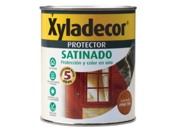 Protector prep. mad 750 ml nogal int/ext sat. xyladecor