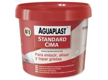 Masilla rest. pasta 500 gr alisar y enlucir cima aguaplast