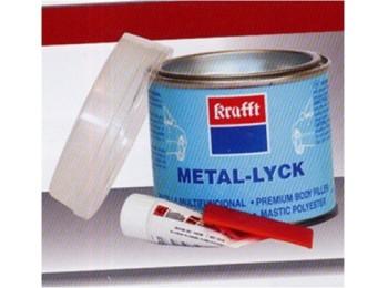 Masilla rep. polie. 250 ml carrocerias metal-licks krafft