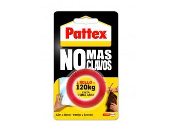 Cinta adh 19mmx  1,5mt d/cara ro no mas clavos pattex