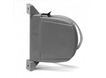 Recogedor pers 14mm sobrep mini pl gr/gr gaviota