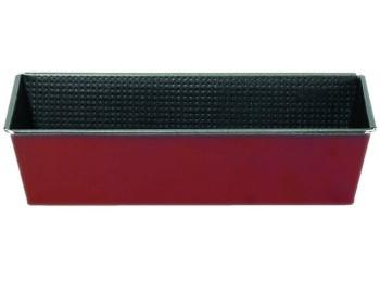 Molde respost plum-cake 24x11x8cm con escuadras antiadh ac r