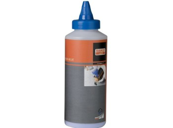 Polvo trazador azulete p/traz bote az chalk blue bahco 227 g