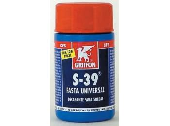 Decapante sold pasta 125gr univ s-39 griffon 125 gr