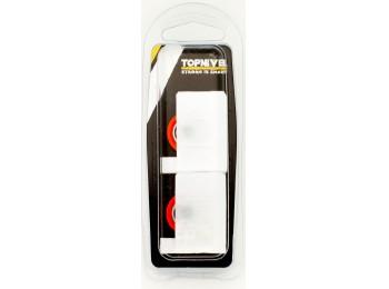 Rueda mampara rodamiento nylon 40x33,5mm nv107597 inasa nyl