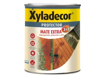 Protector prep. mad 2,5 lt teca int/ext mate 3en1 xyladecor
