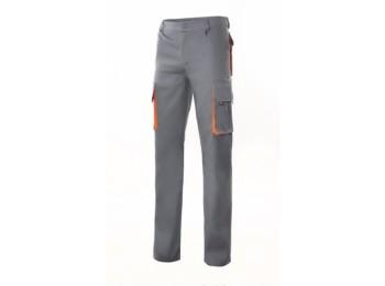 Pantalon Trabajo T52 Con Pinza Tergal Gr Nar Mltibol Velilla