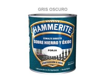 Esmalte antioxi. 750 ml gr/os ext. hammerite