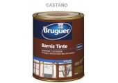 Barniz mad bri. 750 ml casta int/ext sint. bruguer