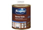 Barniz mad bri. 750 ml cere int/ext sint. bruguer