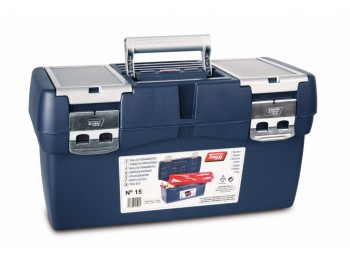 Caja herram 500x258x255mm band pp nº15 tayg