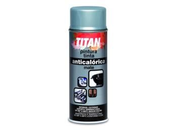 Pintura anticalorica 400 ml bl 366 spray titan