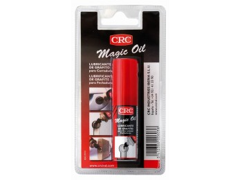 Grafito lubricante aerosol magic oil crc 15 ml