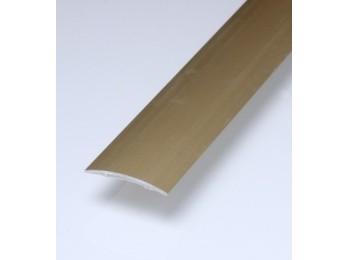 Pletina perf 83cm 1/2c adh alu oro media caÑa dicar