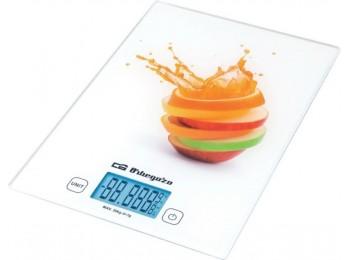 Balanza coc electr. 20kg/29x5x21cm lcd crist orbegozo