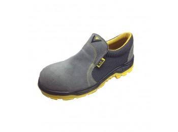 Zapato seg t46 s1p-src pu/pl no met running piel gr nivel